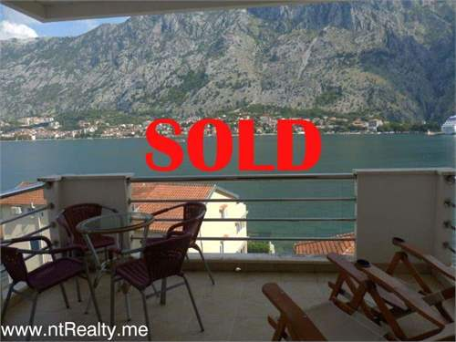 # 12875861 - £85,411 - 1 Bed Apartment, Muo, Kotor region, Montenegro