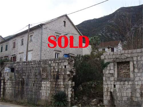 # 5313257 - £233,370 - 3 Bed Townhouse, Prcanj, Kotor region, Montenegro