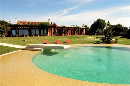 Spanish Real Estate #6908742 - £2,973,600 - 6 Bed Finca