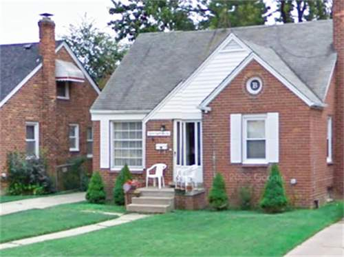 # 8099559 - £18,220 - 3 Bed House, Detroit, Wayne County, Michigan, USA