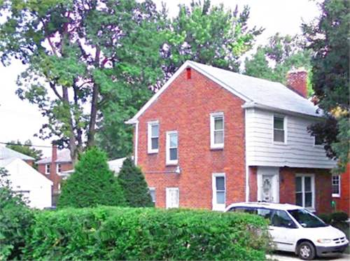 # 8099565 - £25,426 - 4 Bed House, Detroit, Wayne County, Michigan, USA