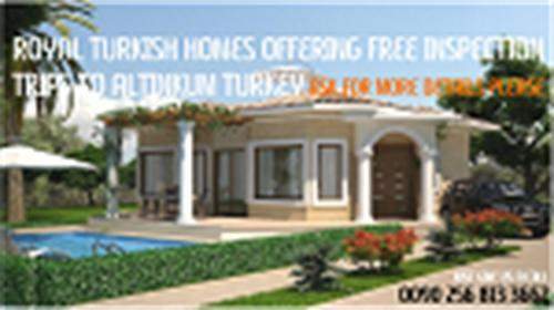 Turkish Real Estate #5309375 - &pound;135,000 - 4 Bed Villa