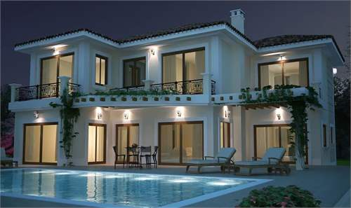 # 5483289 - £165,000 - 4 Bed House, Akbuk, Didim, Aydin Province, Turkey