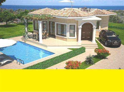 Turkish Real Estate #6169544 - £135,000 - 3 Bedroom Bungalow