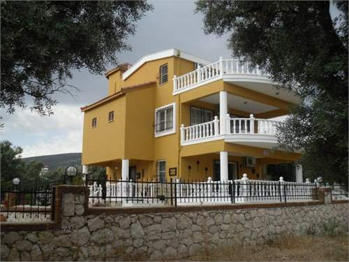 Turkish Real Estate #6171889 - £125,000 - 4 Bedroom Villa