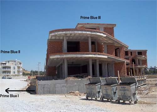 Turkish Real Estate #6261021 - £59,000 - 3 - 4  Bed New Development