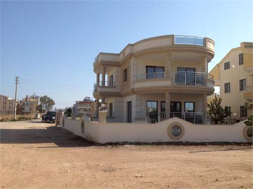 Turkish Real Estate #6344871 - £115,000 - 3 Bedroom Villa