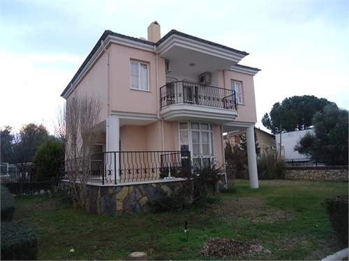 Turkish Real Estate #6858233 - £142,000 - 4 Bed Villa