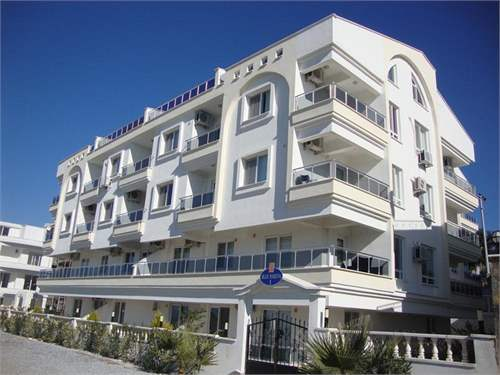 Turkish Real Estate #6880493 - £30,800 - 2 Bed Flat