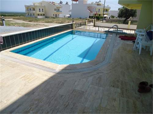 Turkish Real Estate #6933901 - £70,000 - 3 Bedroom Villa