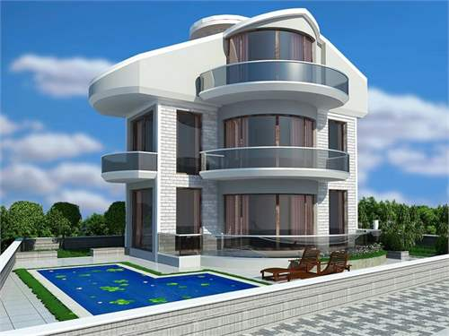 # 9520574 - £130,000 - 3 Bed New Development, Akbuk, Didim, Aydin Province, Turkey