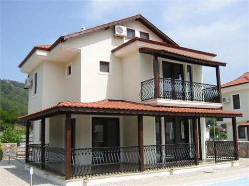 # 10208612 - £139,860 - 3 Bed Villa, Gocek, Manisa Province, Turkey