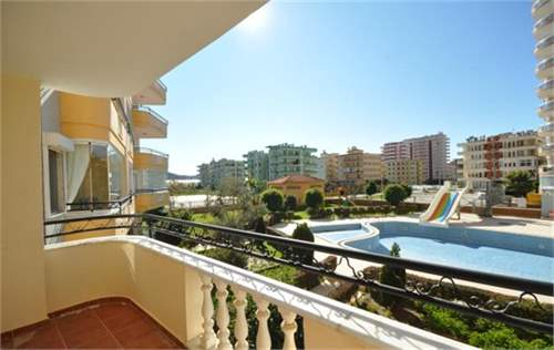 # 10208613 - £85,200 - 2 Bed Flat, Alanya, Antalya Province, Turkey