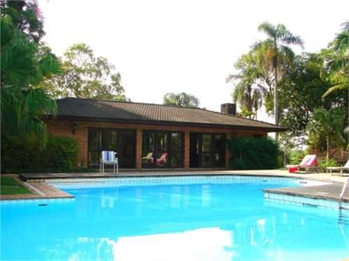 Spread the Balance over 10 Years. Luxury Villa in Sao Paulo.