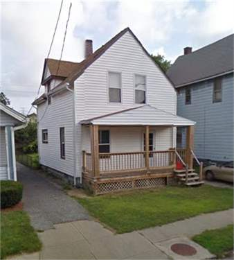 # 10367437 - £24,217 - 3 Bed House, Cleveland, Cuyahoga County, Ohio, USA
