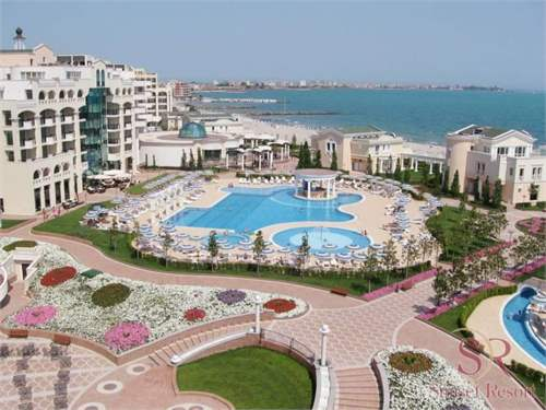 Two bedroom fully furnished apartment for sale in 5 star resort
