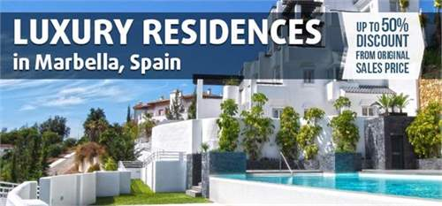 # 12963772 - £213,990 - 1 Bed Apartment, Marbella, Malaga, Andalucia, Spain