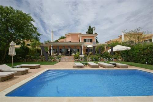 # 5939098 - £1,121,540 - 5 Bed Villa, Algarve, Portugal