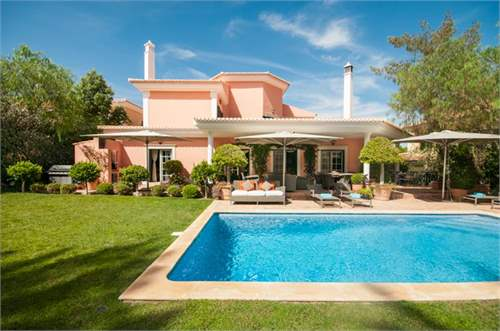# 7313713 - £828,384 - 5 Bed Villa, Quinta do Lago, Faro region, Portugal