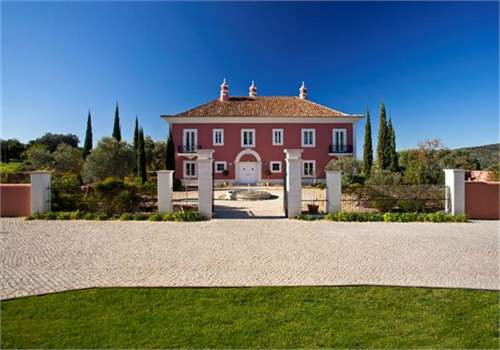 # 7313734 - £2,584,385 - 6 Bed Character Property, Quinta do Lago, Faro region, Portugal