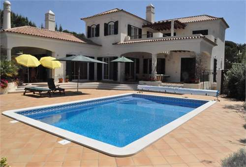 # 9000358 - £1,551,225 - 4 Bed Villa, Vale do Lobo, Faro region, Portugal