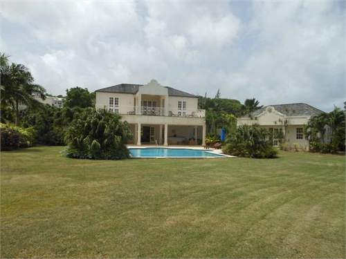Barbados Real Estate #6625306 - £2,496,000 - 5 Bedroom Villa