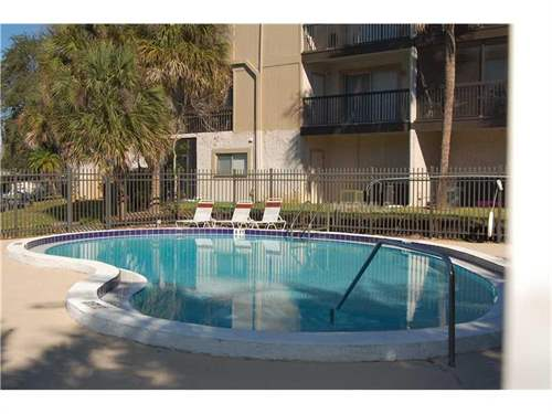# 10824470 - £13,370 - 2 Bed Condo, Tampa, Hillsborough County, Florida, USA