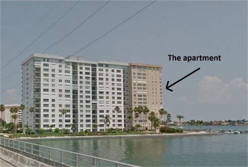 # 10827156 - £75,786 - 2 Bed Condo, Saint Pete Beach, Pinellas County, Florida, USA