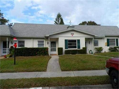 # 10827158 - £39,824 - 2 Bed Townhouse, Clearwater, Pinellas County, Florida, USA