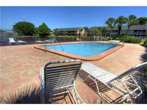 # 10827160 - £16,960 - 1 Bed Condo, Clearwater, Pinellas County, Florida, USA