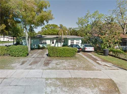 # 10899954 - £31,710 - 3 Bed Villa, Clearwater, Pinellas County, Florida, USA