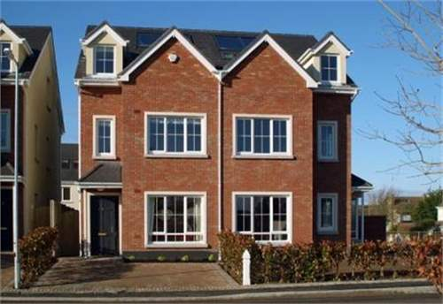 # 10238875 - £305,070 - 4 Bed Townhouse, Dublin, Ireland