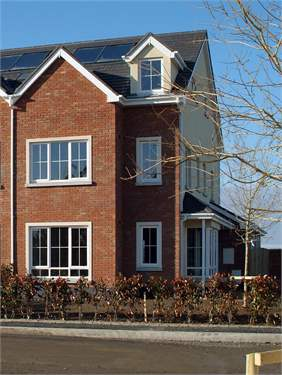 # 10245547 - £257,530 - 4 Bed Townhouse, Dublin, Ireland