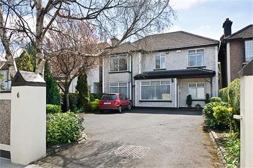 Irish Real Estate #7697623 - £503,489 - 5 Bedroom Townhouse