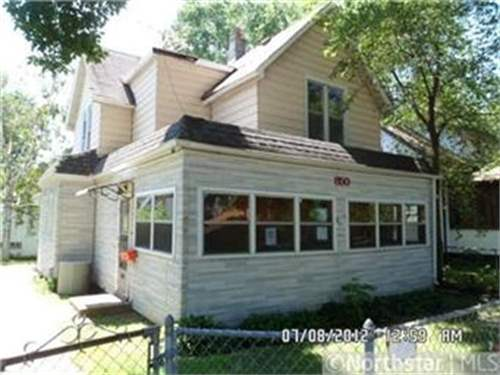 # 6350119 - £52,751 - 4 Bed Townhouse, City of, Saint Paul, Ramsey County, Minnesota, USA