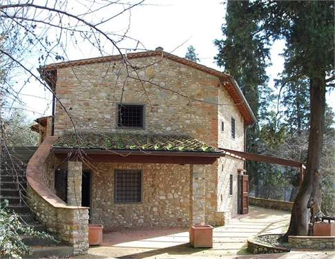 # 16477026 - £529,920 - 4 Bed Farmhouse, San Casciano in Val di Pesa, Florence, Tuscany, Italy