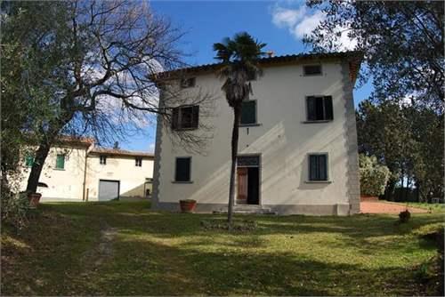 # 16977827 - £2,143,500 - 10 Bed Villa, Certaldo, Florence, Tuscany, Italy