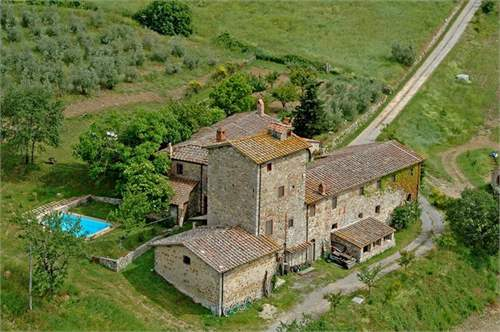 Italian Real Estate #6757383 - £2,578,880 - 6 Bed Country Estate