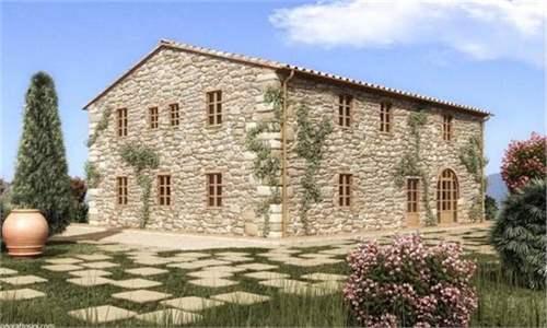 # 7753938 - £195,175 - Building Plot, Volterra, Pisa, Tuscany, Italy