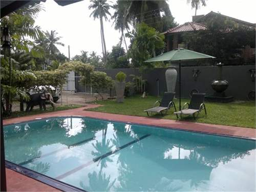 Sri Lanka Real Estate #6708678 - £178,500 - 4 Bed Villa