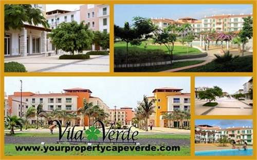 Cape Verde Real Estate #6669724 - £36,180 - Studio