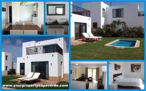 Cape Verde Real Estate #6708687 - £237,563 - 3 Bedroom New House