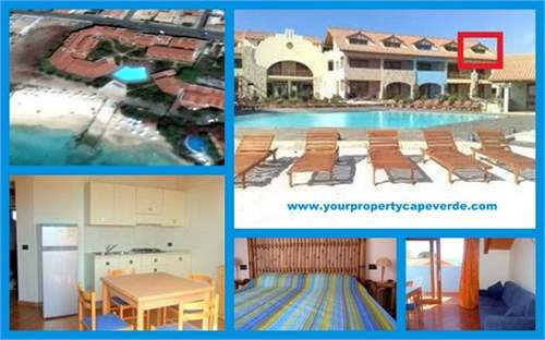 Cape Verde Real Estate #6711783 - £89,999 - 1 Bed Penthouse