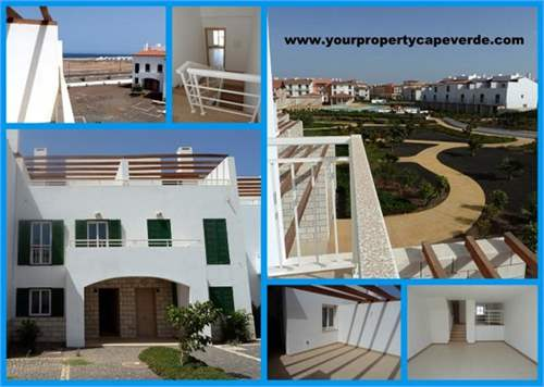 Cape Verde Real Estate #6731403 - £109,521 - 3 Bed Townhouse