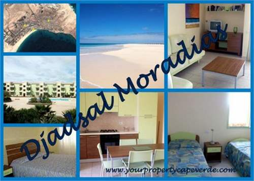 Cape Verde Real Estate #6776036 - £48,312 - 2 Bedroom New Apartment