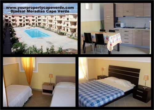 Cape Verde Real Estate #6854421 - £38,484 - 2 Bed Apartment