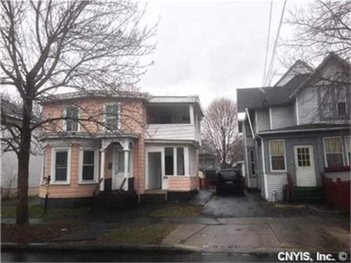 # 7314008 - £16,756 - 7 Bed House, Syracuse, Onondaga County, New York, USA