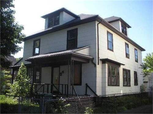 # 7314010 - £31,388 - 6 Bed House, Rochester, Monroe County, New York, USA