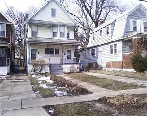 # 7476267 - £16,439 - 4 Bed House, Buffalo, Erie County, New York, USA