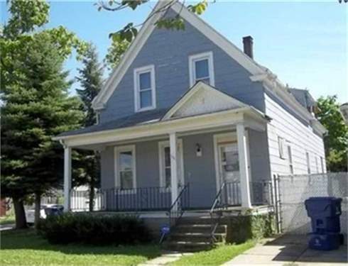 # 7727378 - £22,414 - 6 Bed House, Buffalo, Erie County, New York, USA